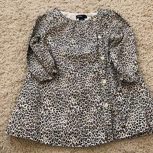 Like new baby gap buttoned dress